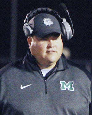 """""""We'll miss some of the guys, but the guys we're replacing them with are great replacements. These guys have the ability to have a great season.""""Monrovia football coach Kevin Hutchins"""