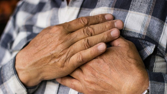 """Johns Hopkins researchers have shown that excess weight is more than an """"accomplice"""" in the development of heart problems. The pounds themselves can cause heart muscle injury."""