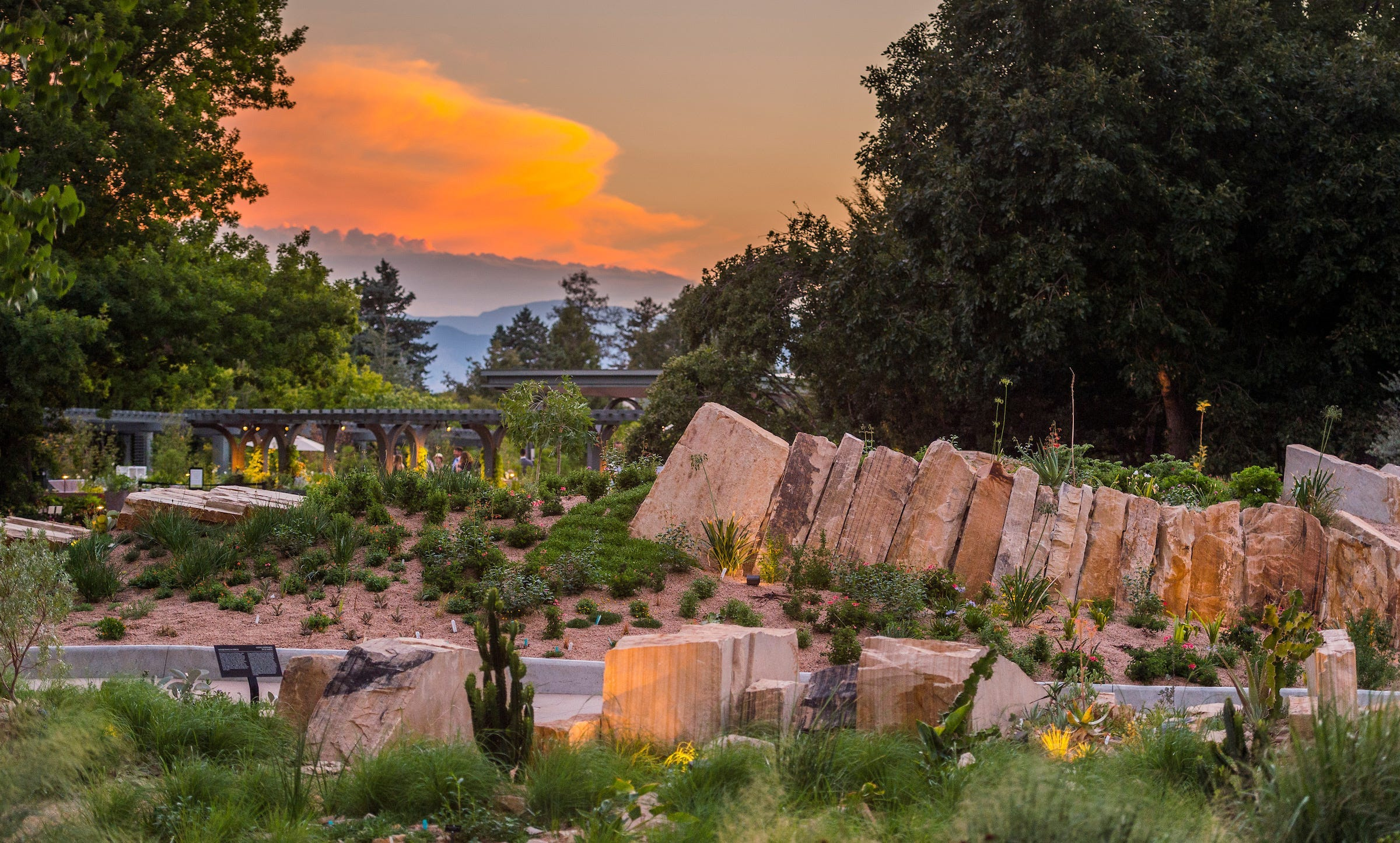 These gorgeous gardens across the U.S. are ready to transport you to faraway lands