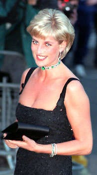 Diana, Princess of Wales, smiles as she arrives at the Tate Gallery in London in this July 1 1997 file photo. A three-year inquiry into the death of Princess Diana and Dodi Fayed has concluded that allegations of murder were unfounded, and that there is no reason for suspecting the involvement of the royal family, a senior police officer said.