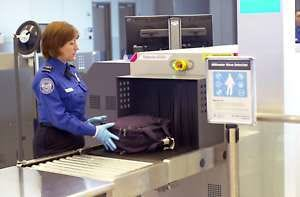 For some reason, Janice Harvey is always stopped by the TSA.