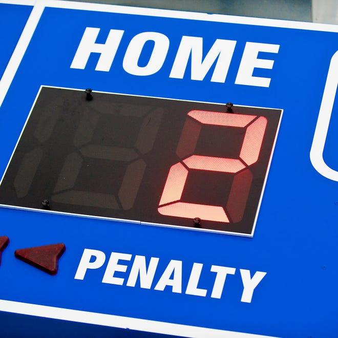 Week 6 Friday Night Football Scoreboard
