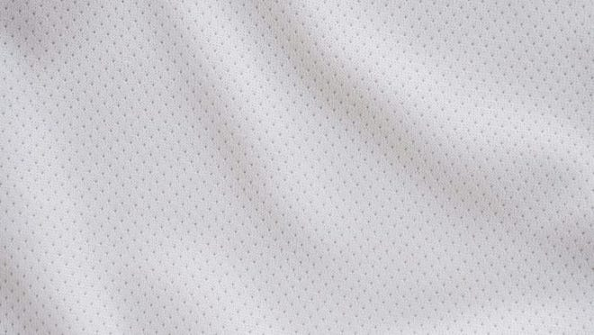 Nylon is often used in mesh fabrics and hiking apparel.