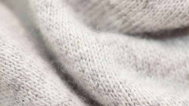 Acrylic is often used as a liner in sweaters and wool-like clothing.