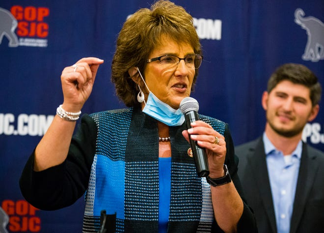 As a result of redistricting by the General Assembly, Indiana's 2nd Congressional district has gone from an 11% advantage for Republican incumbent U.S. Rep. Jackie Walorski in 2020 to a 26% advantage for her, placing the district out of reach for Democrats, it appears.