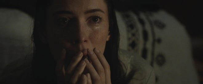 """Rebecca Hall finds some scary surprises in """"The Night House."""""""