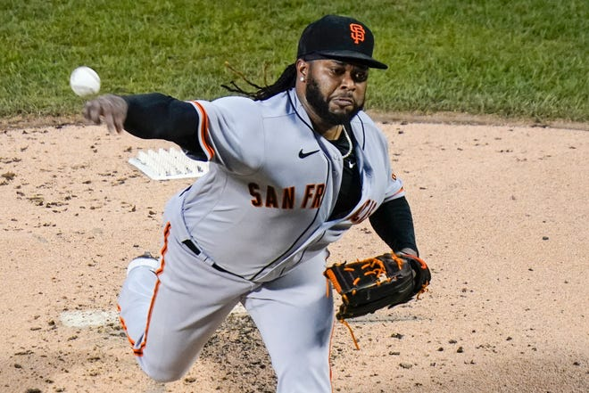 Johnny Cueto was supposed to start against the Milwaukee Brewers on Monday night but he went on the injured list before the game after experiencing COVID-like symptoms. He tested negative and was reinstated on Tuesday.