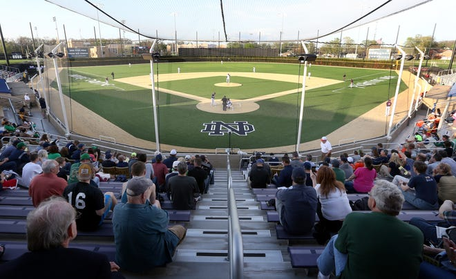 Notre Dame fans can attend home baseball games for free this season as well as a number of other Olympic sports home contests.