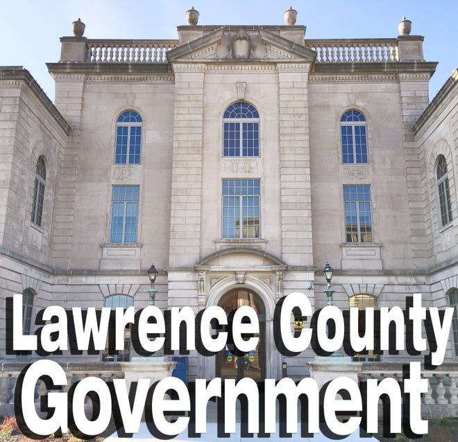 Lawrence County Government logo