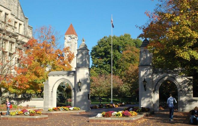 Sample Gates. Photo Courtesy of Indiana University.