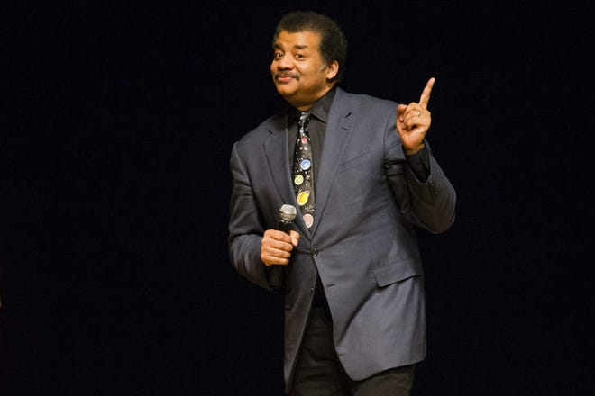 """Neil deGrasse Tyson presents """"An Astrophysicist Goes to the Movies"""""""