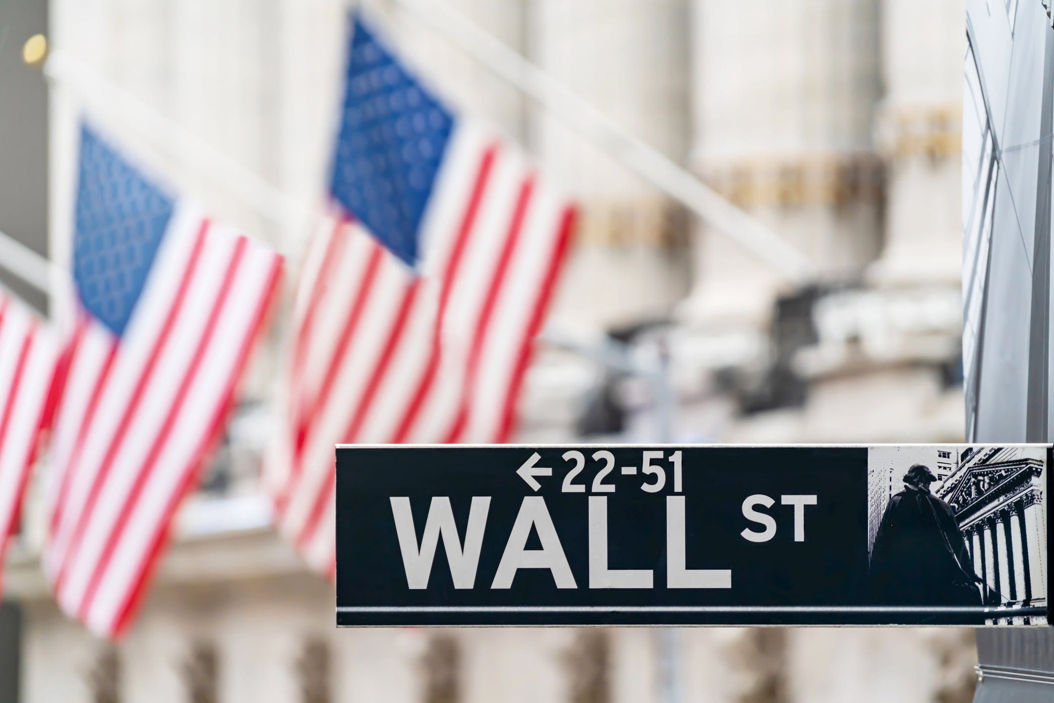 Stocks end mixed on Wall Street, S&P 500 manages weekly gain