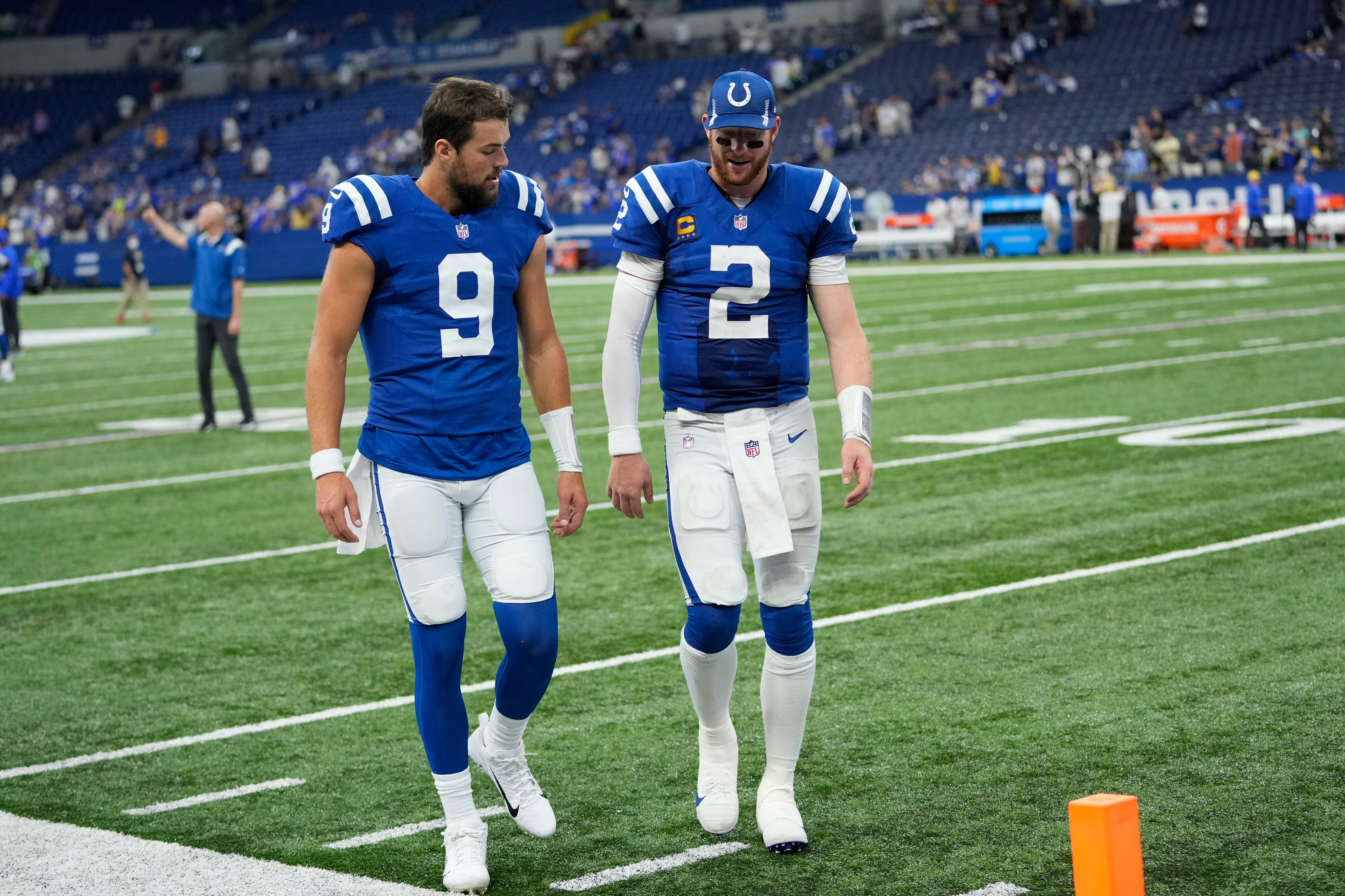 NFL Week 3: Does an injured Colts team have a chance against the Titans?