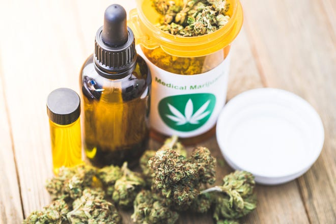 The 2021 annual report from Illinois' medical cannabis patient program shows 161,059 people in the state are registered as qualifying medical cannabis patients — a 32% increase over last year (121,775). To qualify, a person must be diagnosed by a physician as having a debilitating medical condition.