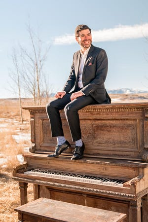 Pianist Michael Brown will do the honors with Tchaikovsky's Piano Concerto No. 1.
