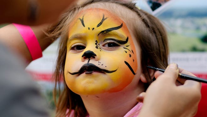 11 tips for first-time Halloween face painters