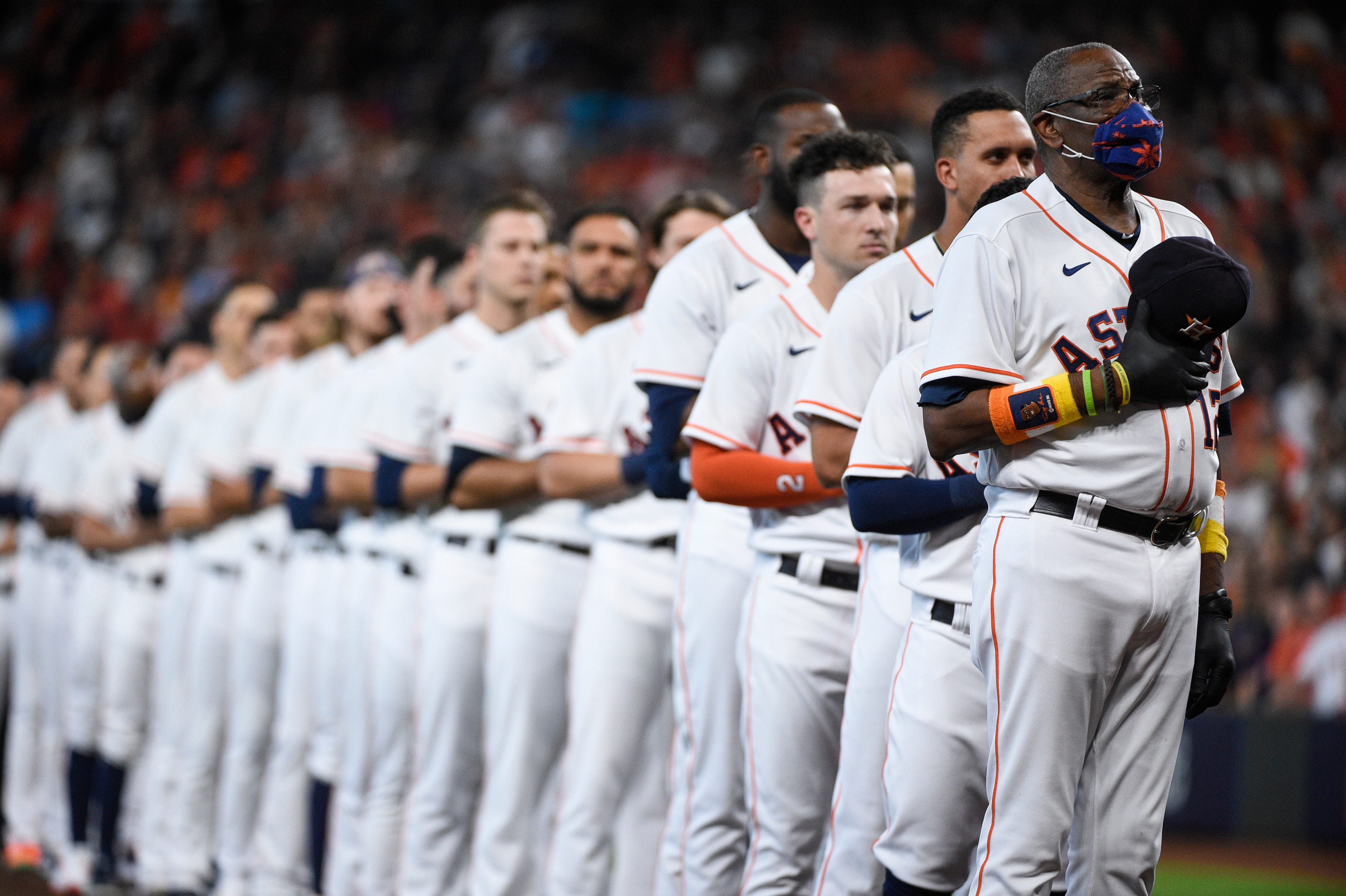 Doc's Morning Line: Dusty Baker, these Houston Astros should be easy to like
