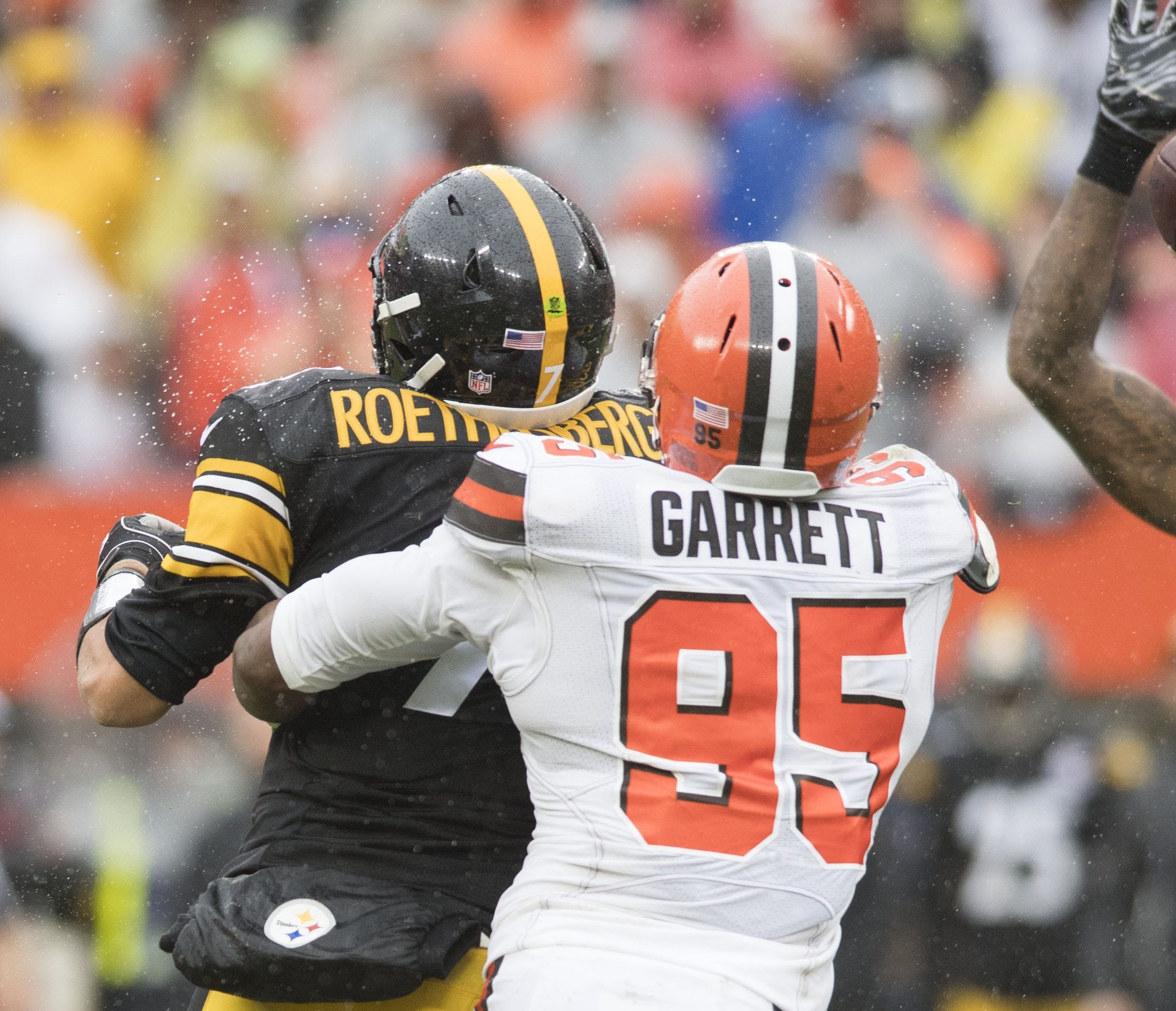 First look: Pittsburgh Steelers at Cleveland Browns odds and lines