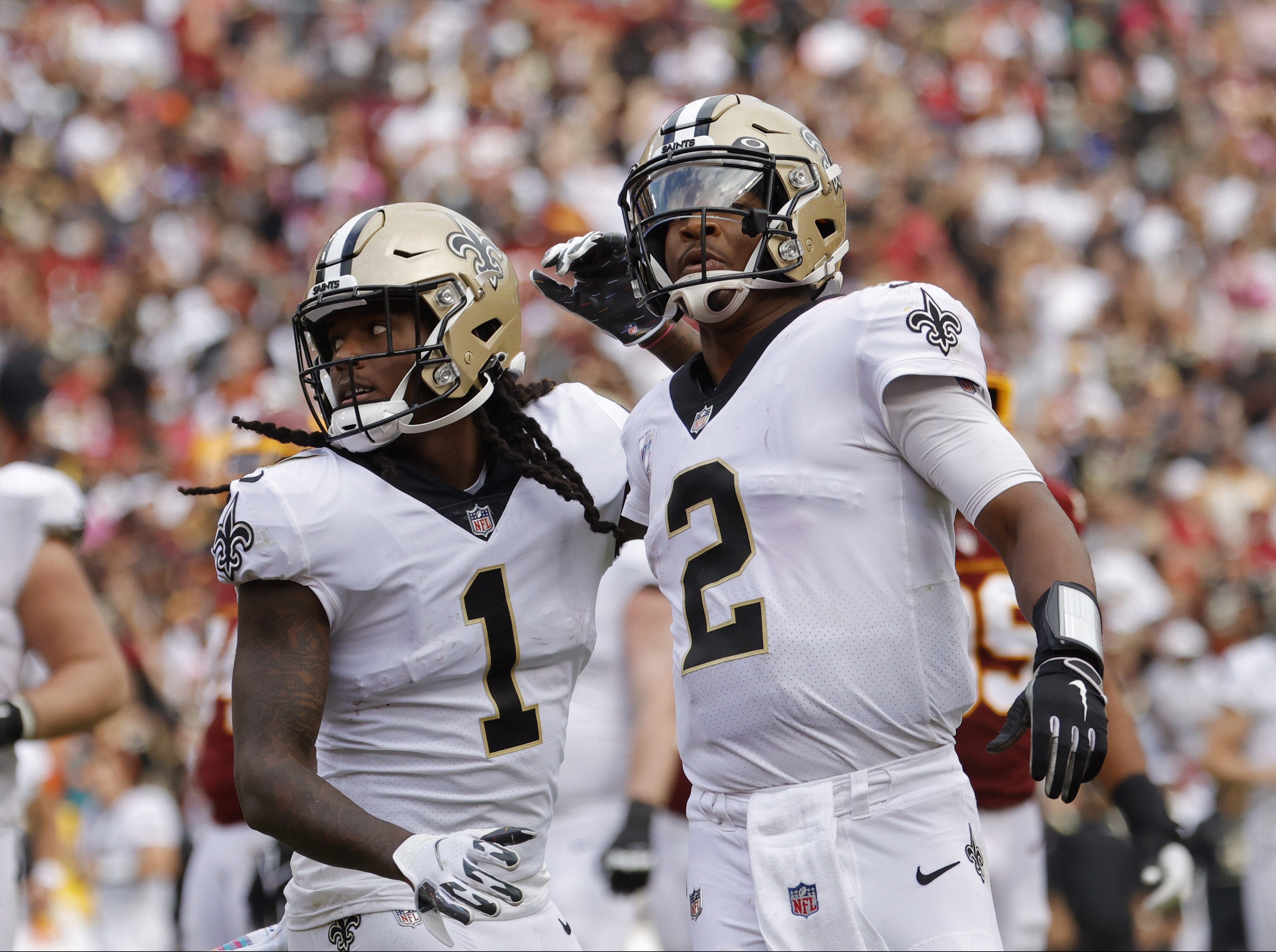 New Orleans Saints at Seattle Seahawks odds, picks and prediction