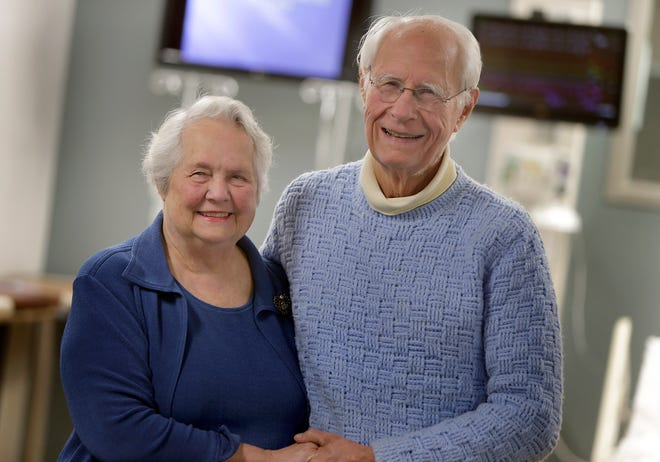 Dr. John and Sally Mielke are philanthropic leaders in Appleton and the Fox Cities.