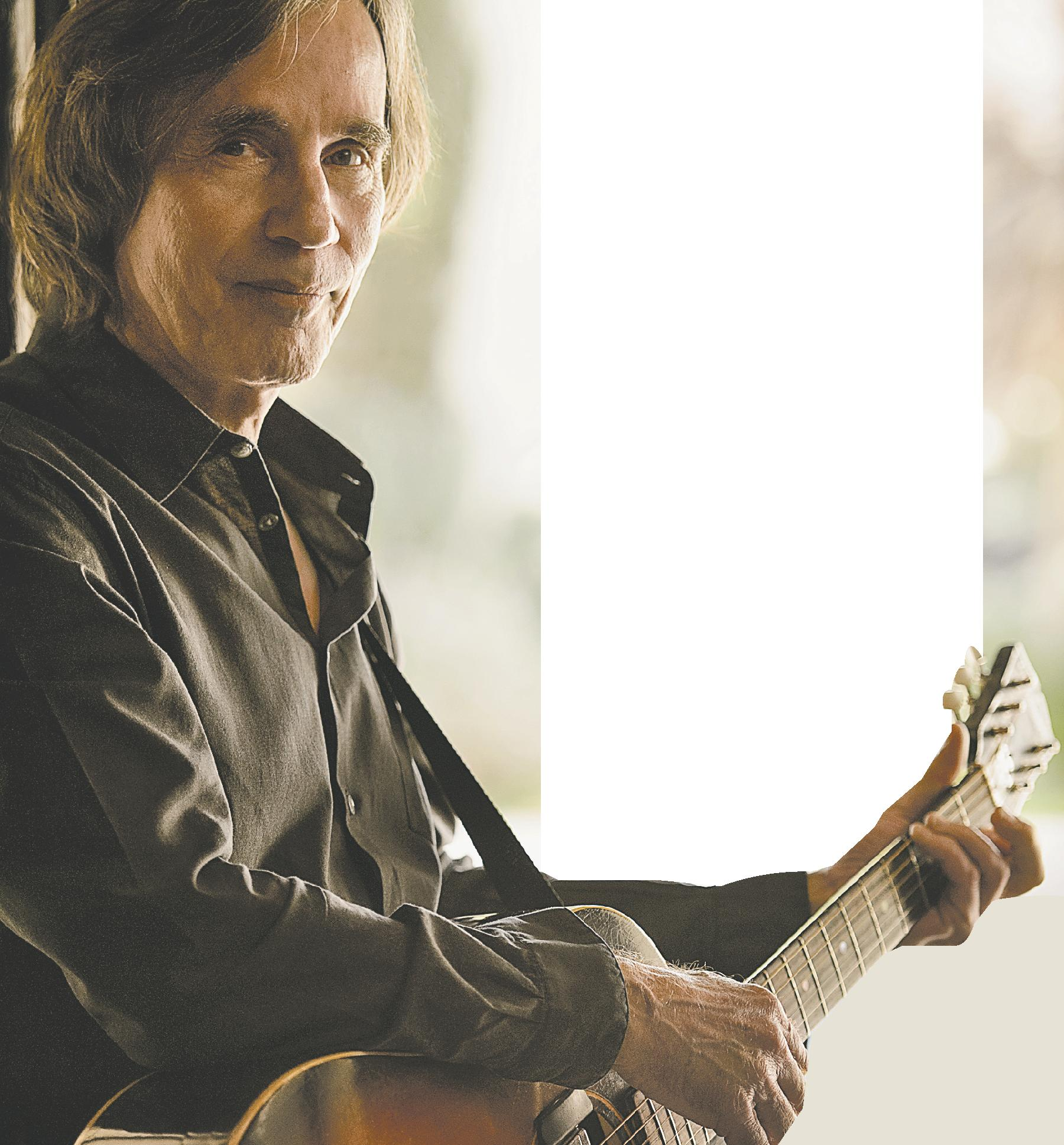 Jackson Browne and the 'Thunder' of Holmdel, N J