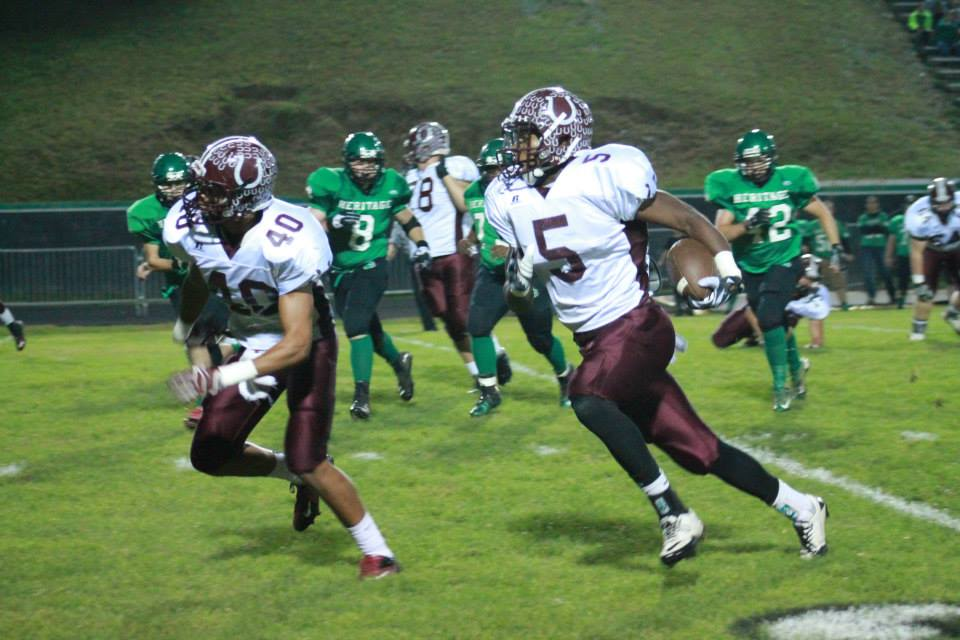 Owen rising senior running back Jager Gardner was the 2013 Western Highlands Conference Player of the Year.
