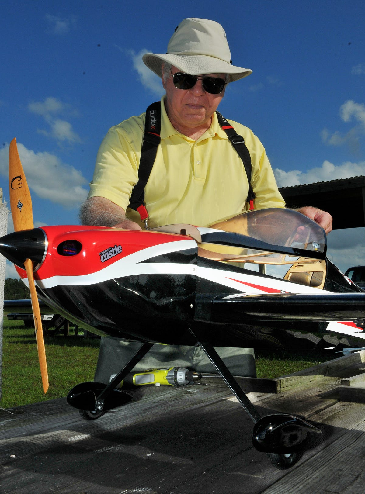 High-flying hobby has its ups and downs
