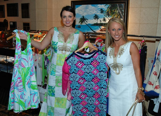 Gallery On The Town Women S Center South Guild Luncheon And Fashion