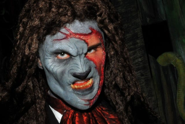 Halloween Makeup Contest 2020 Brevard Photos: Halloween Horror Nights 24