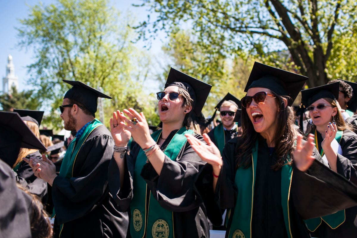 Vermonters who earned degrees at UVM