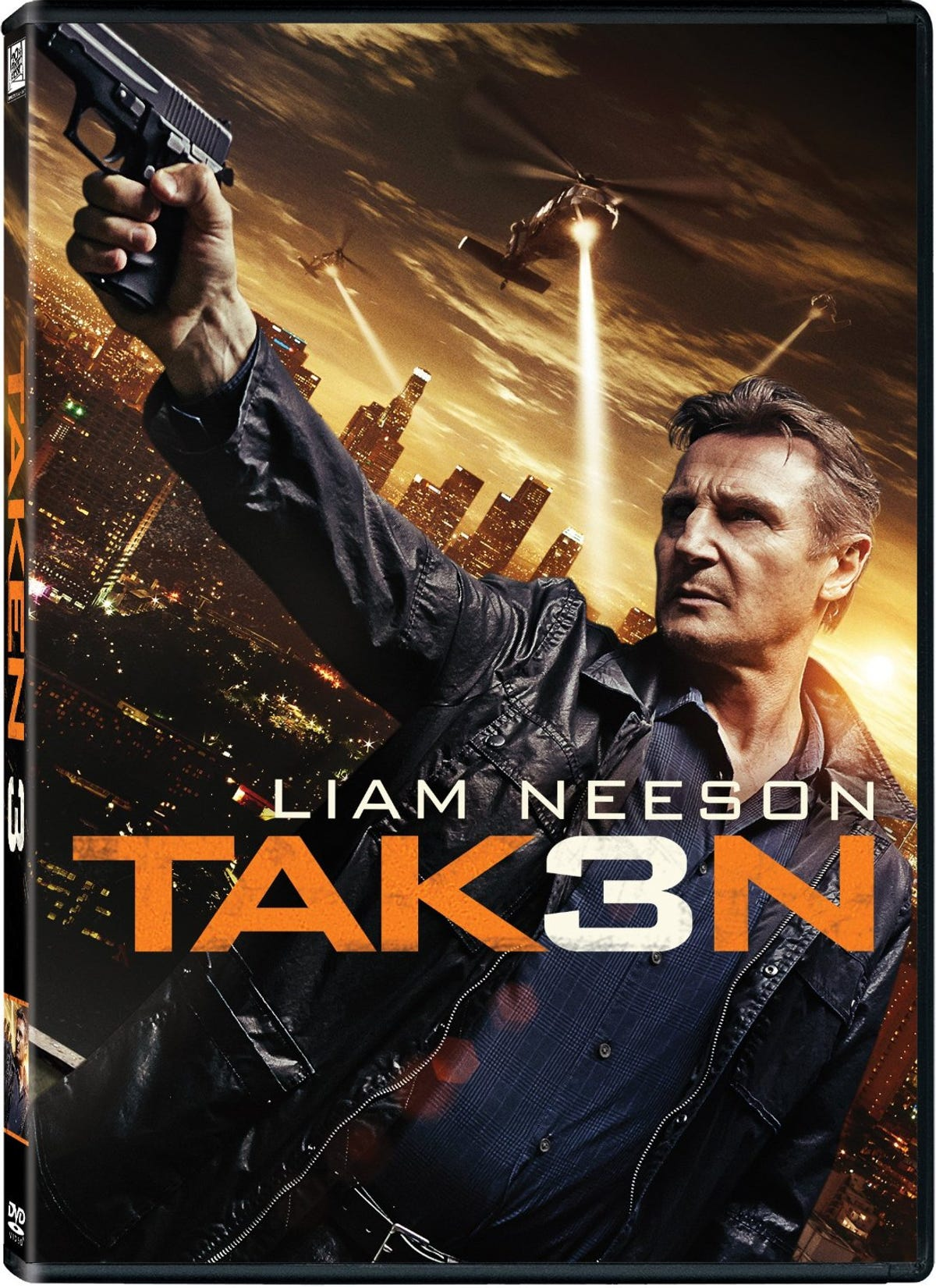 Taken 3' ends series on a low note