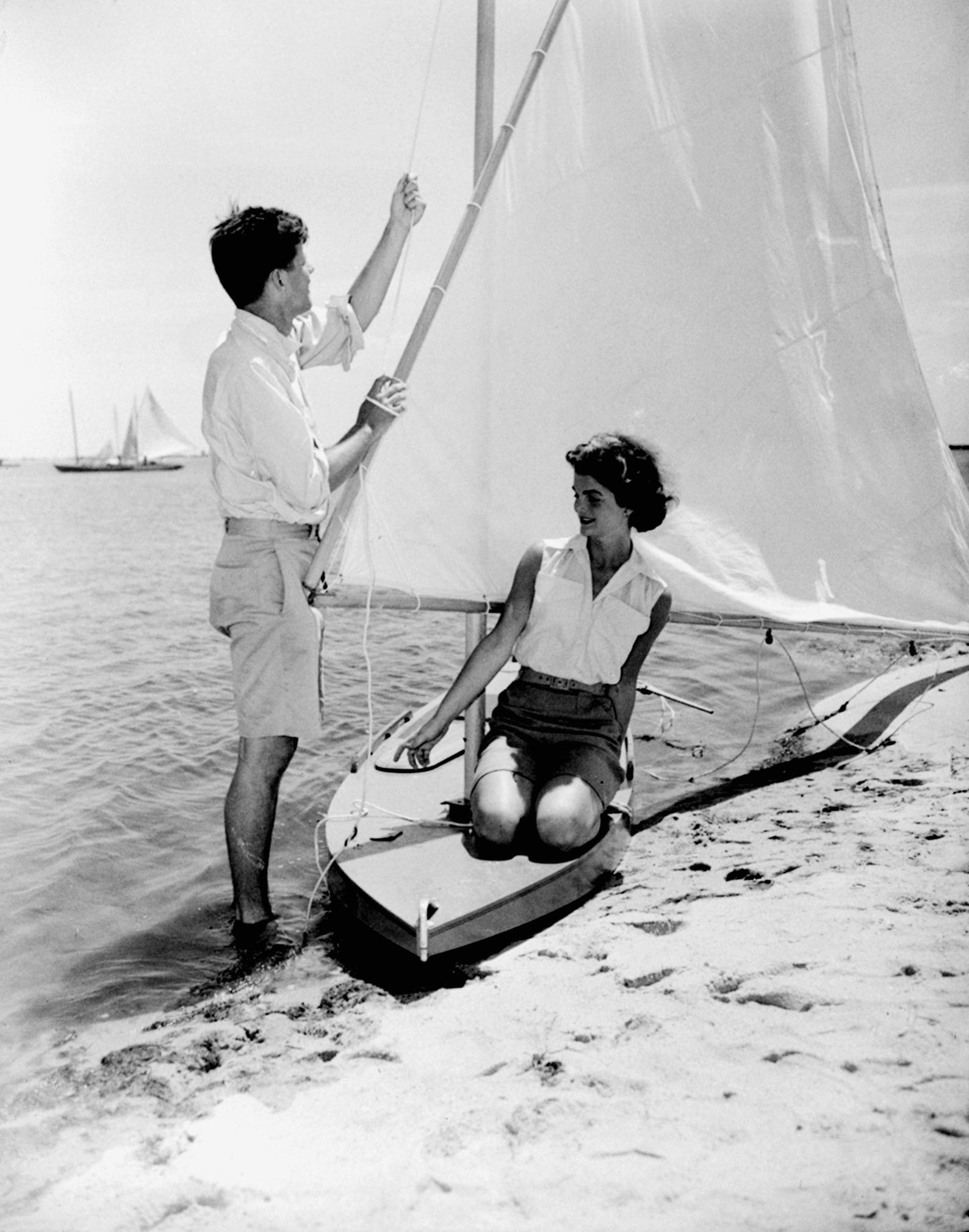 Iconic first lady Jackie Kennedy