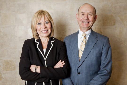 Crystal Faulkner and Tom Cooney regular columnists for BusinessWise