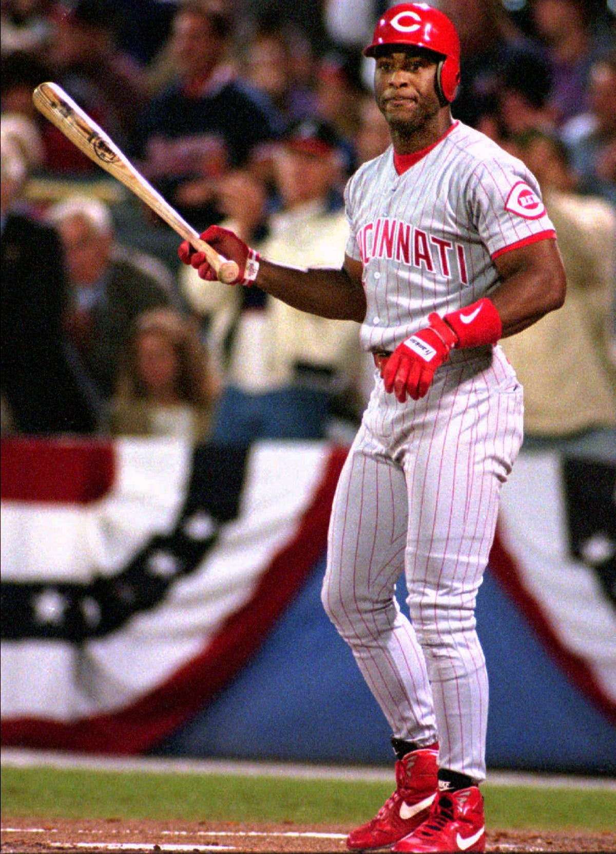 Day 97 Ron Gant All Star In Only Year As Red 1995