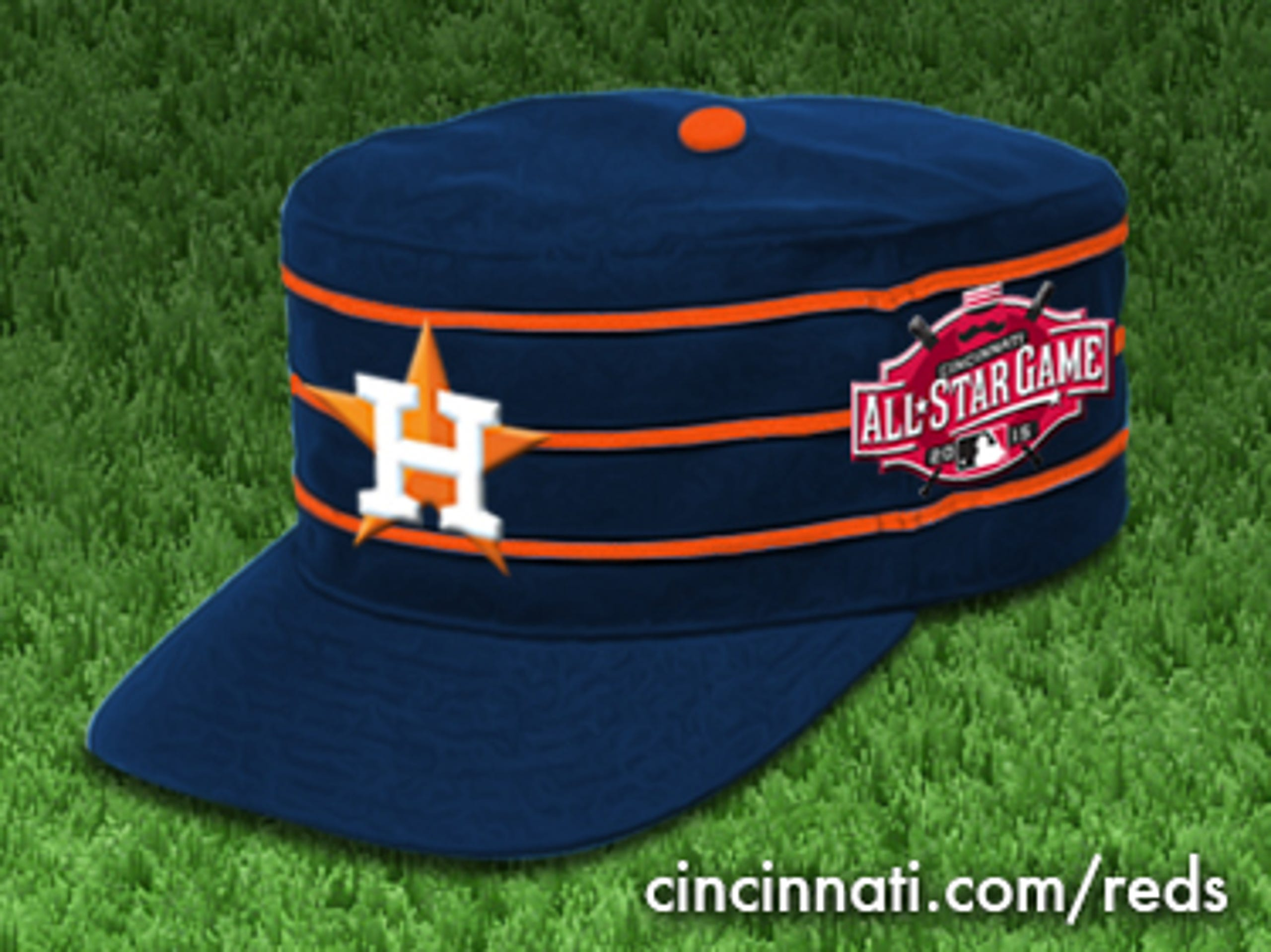 premium selection bd919 f11b1 Concept: 2015 MLB All-Star hats