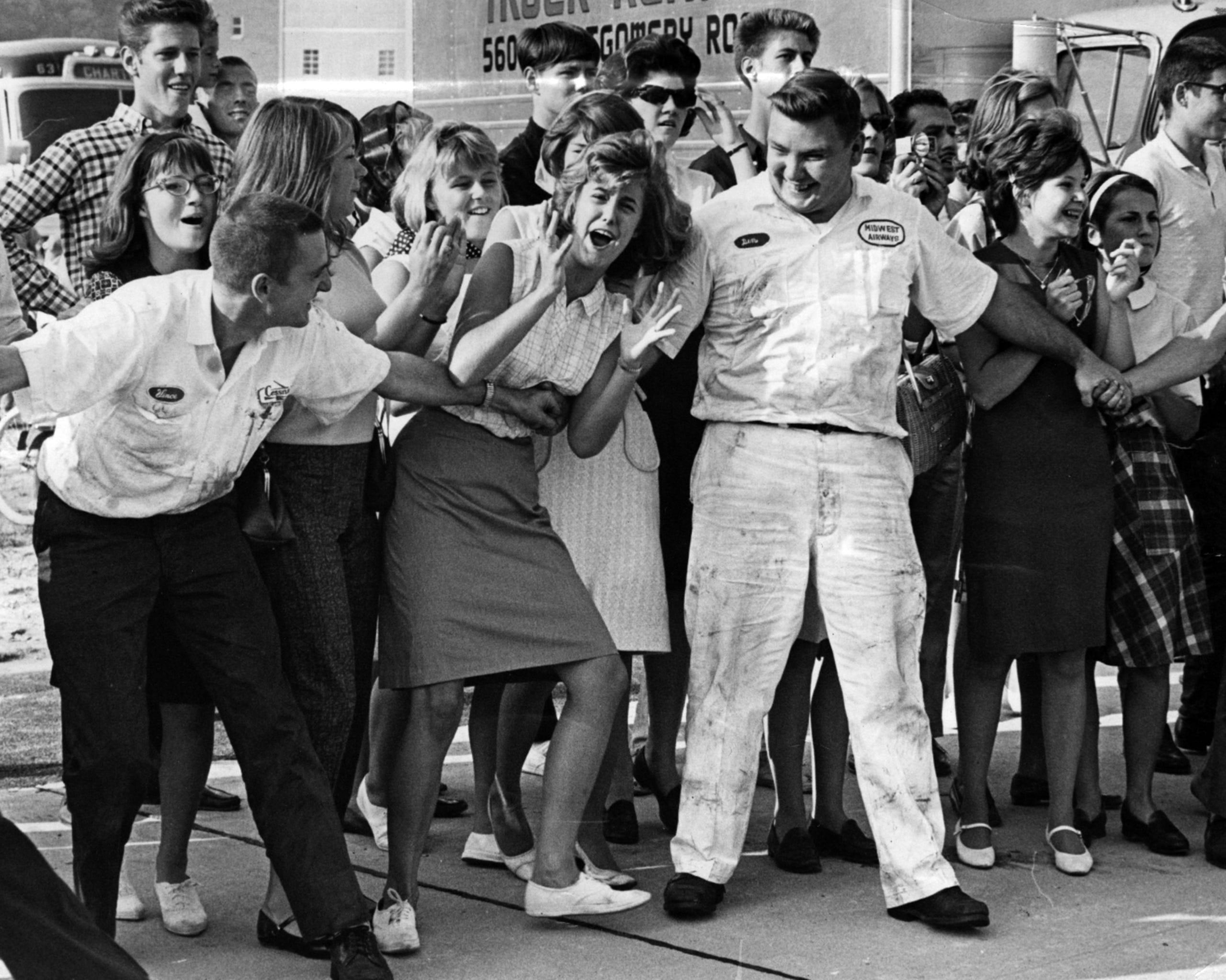In 1964, still like 'yesterday': Beatles at Cincinnati Gardens