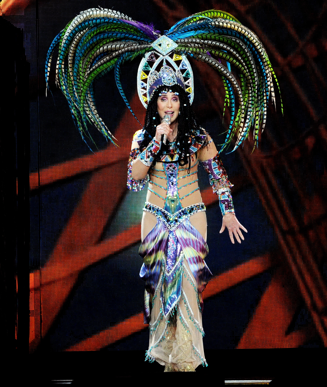 Cher postpones  Here We Go Again Tour  until September