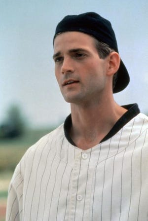 """Dwier Brown portrayed John Kinsella, the father of Ray Kinsella (Kevin Costner), in the 1989 movie filmed and set in Iowa, """"Field of Dreams."""""""