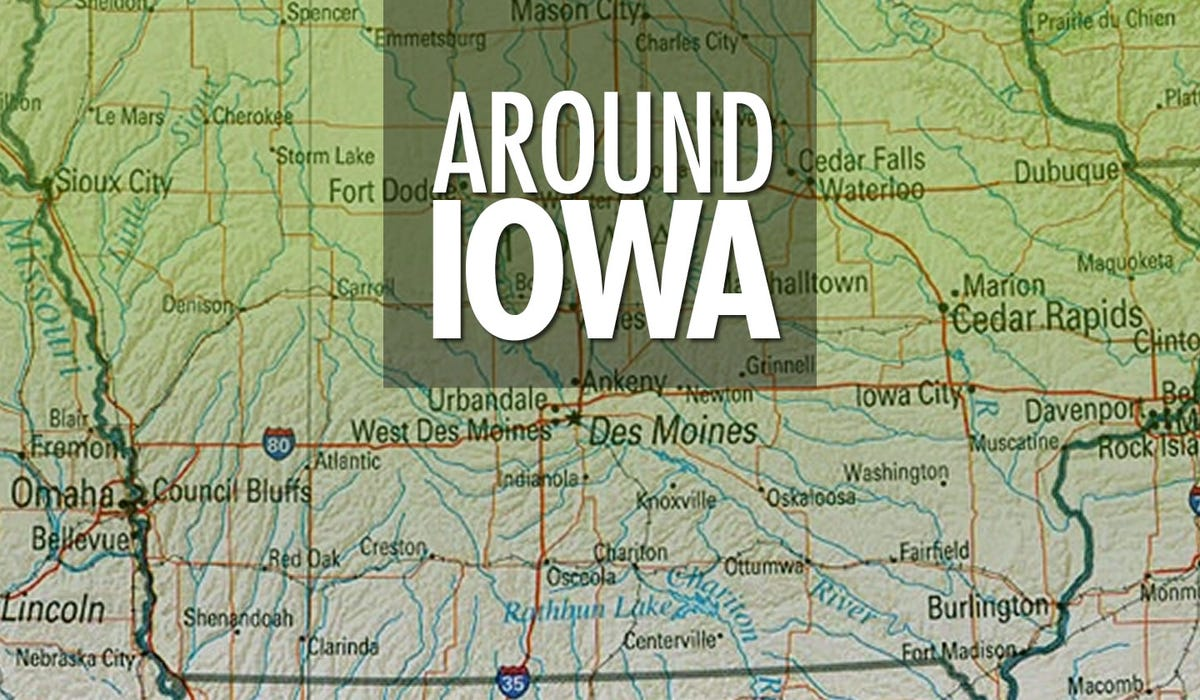 Guthrie County sheriff says meth crisis in Iowa is 'at its worst