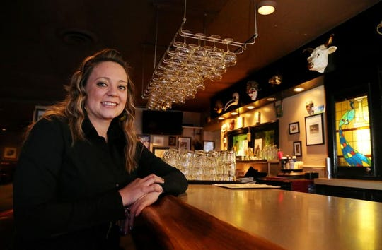 Emily Anderson is the new owner of a landmark institution: Chuck's Restaurant on Des Moines' north side.