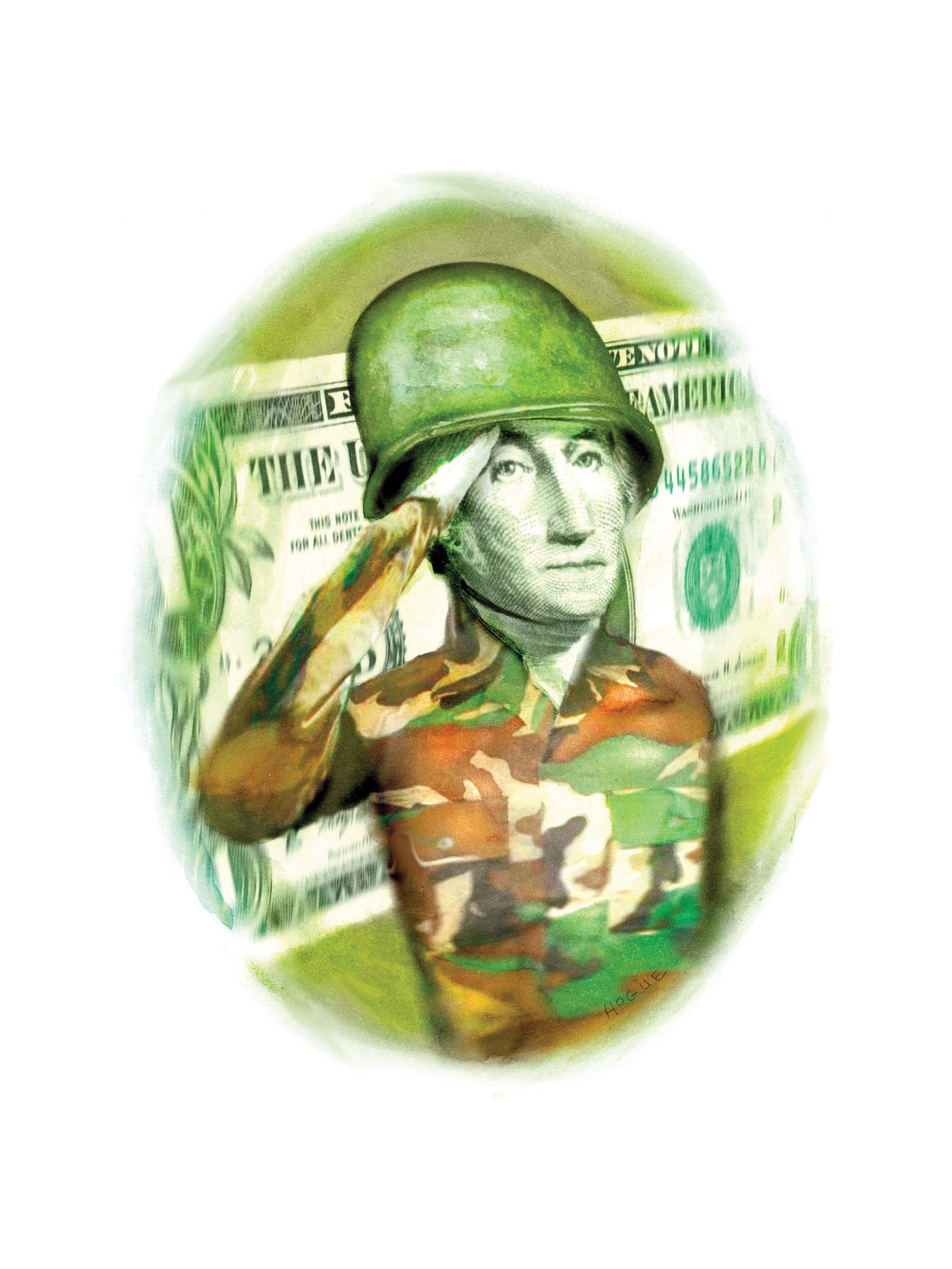 Military need more backup against some predatory loans
