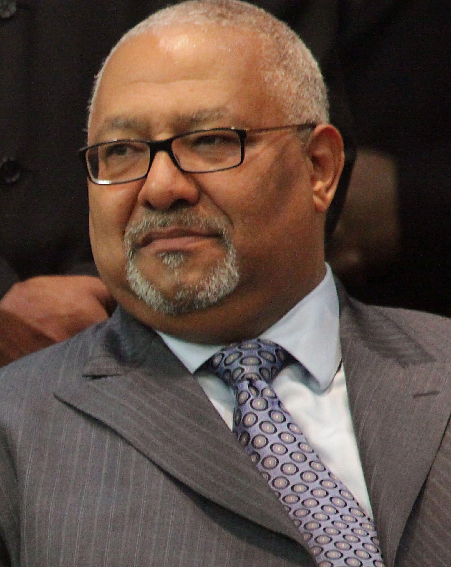 Rev. Horace Sheffield on May, 16, 2013.