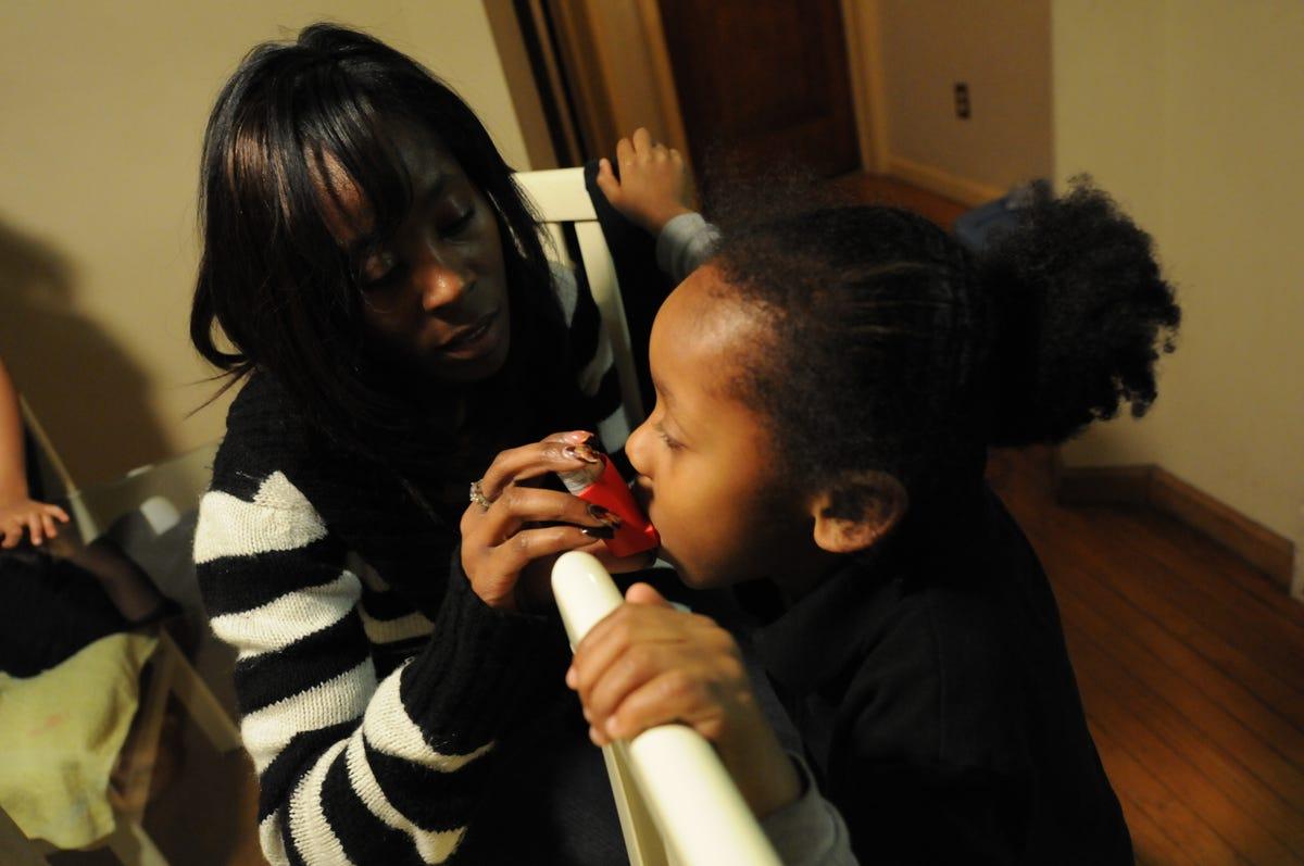 Polluters to blame for Detroit asthma rates