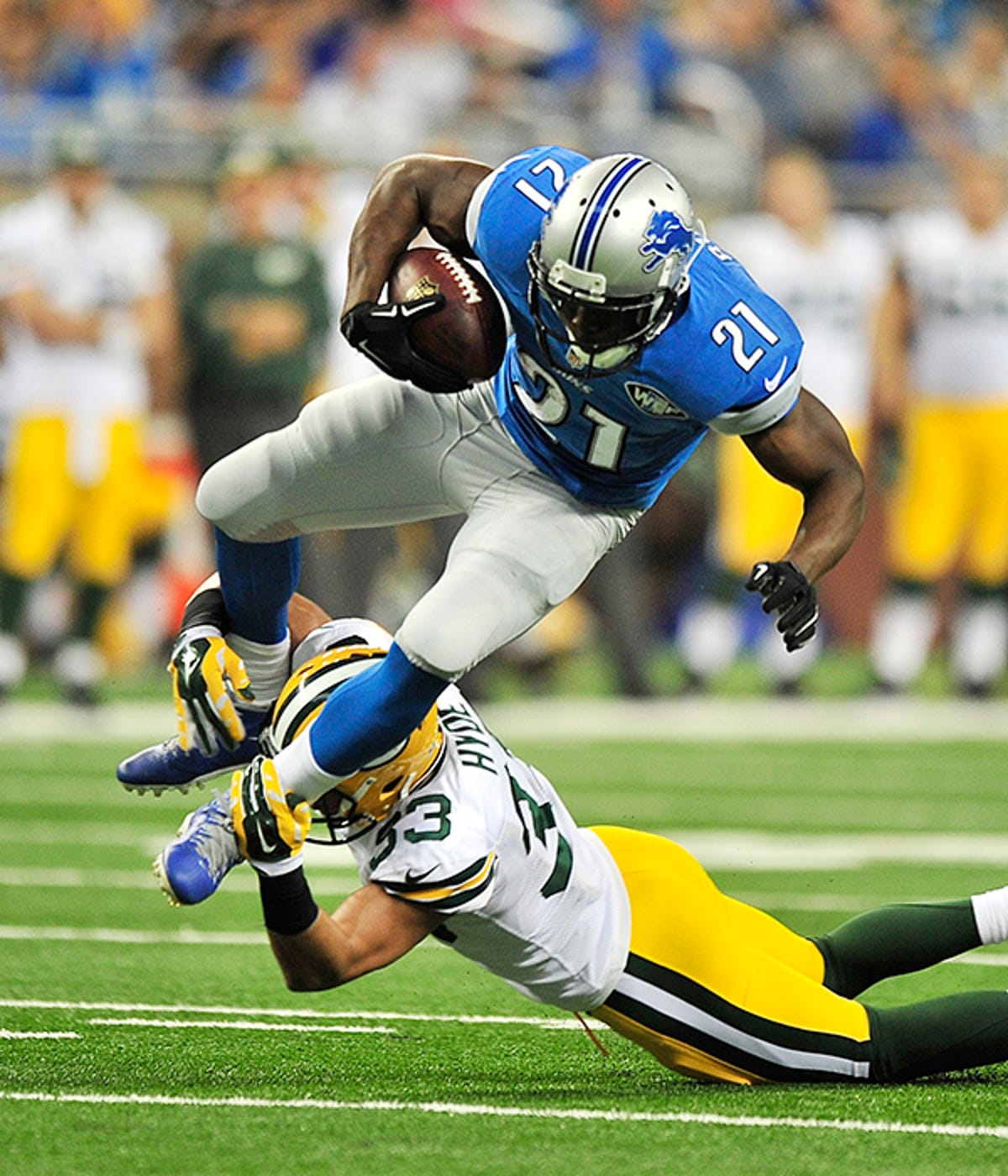 Clean sweep: 13 ESPN experts pick Packers over Lions