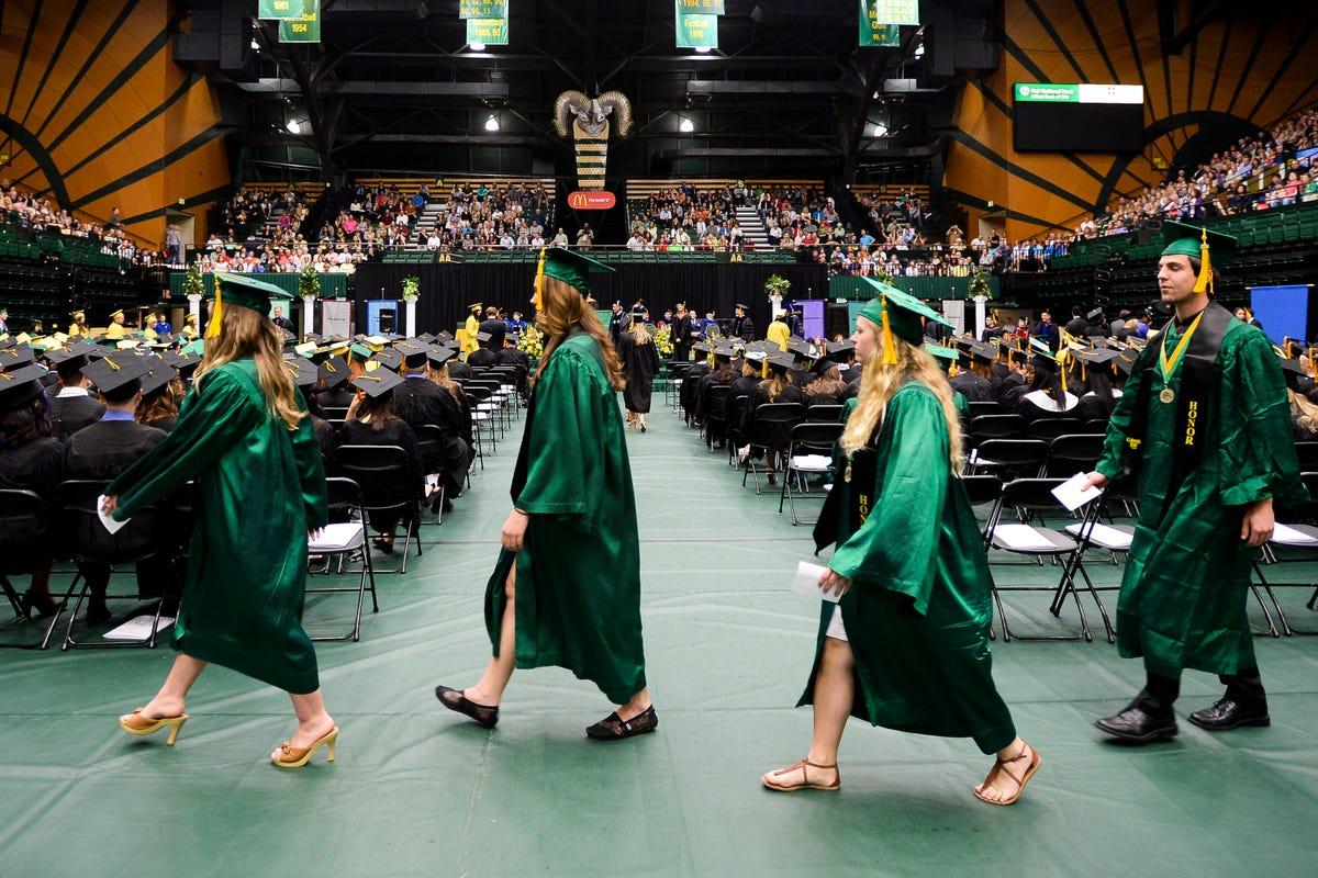 List: 2014 Colorado State University graduates