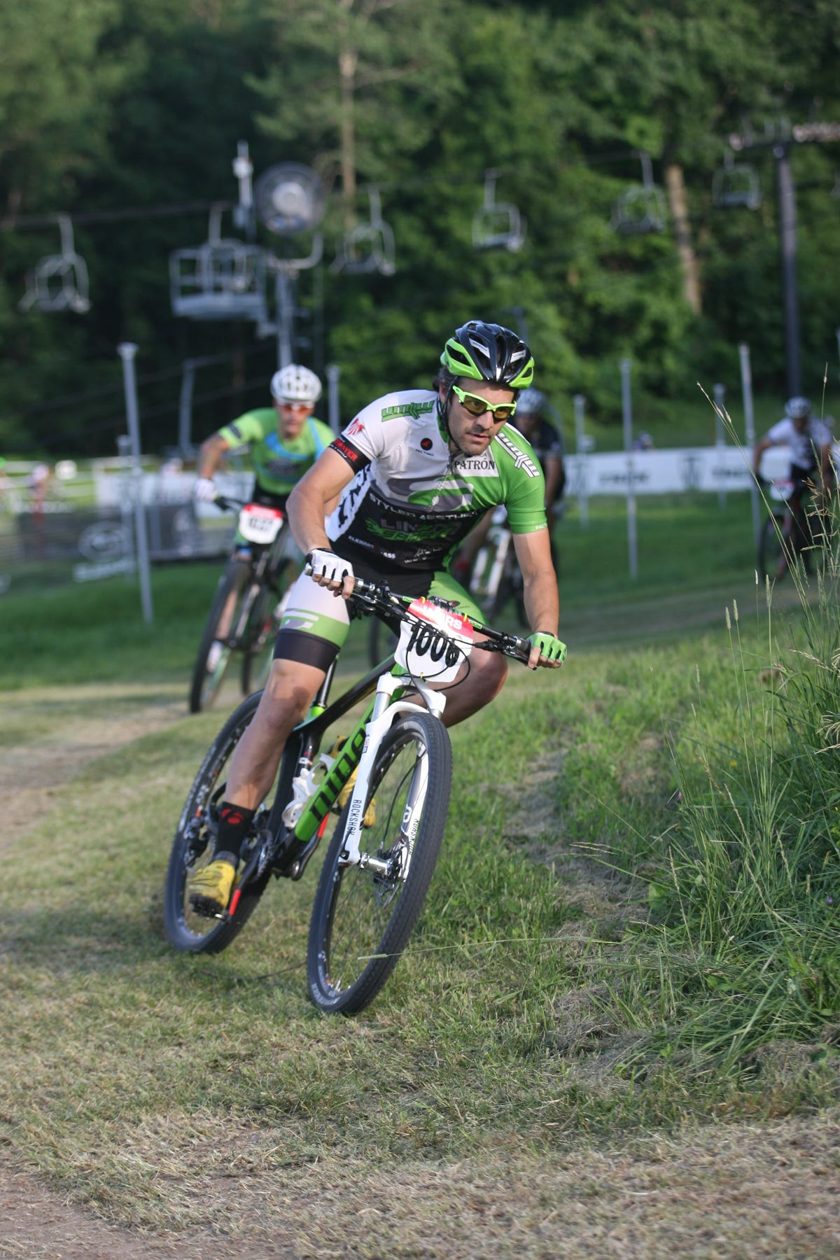 Duo headed to 'epic' mountain bike race in South Africa