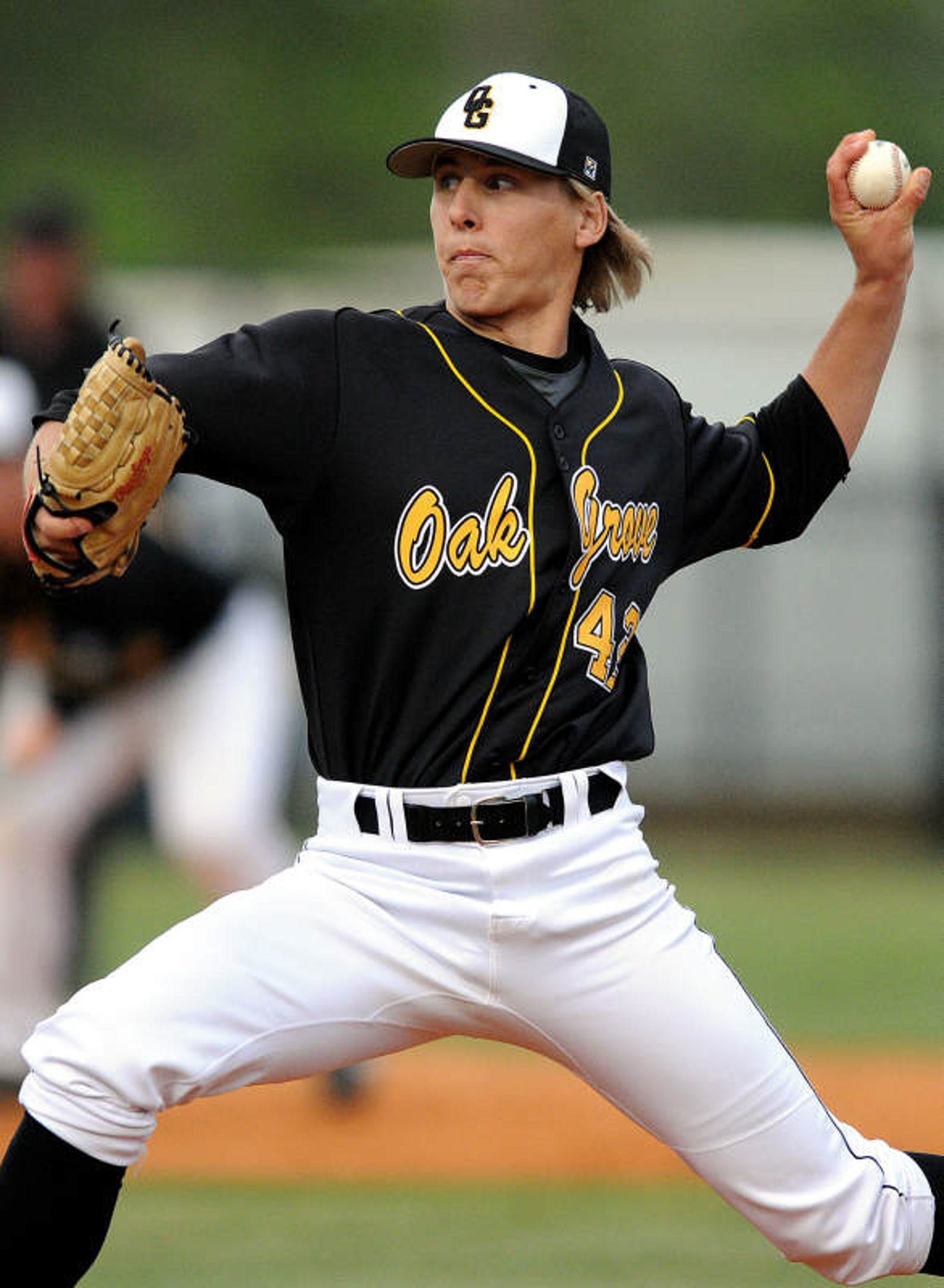 Oak Grove Vs Biloxi Baseball