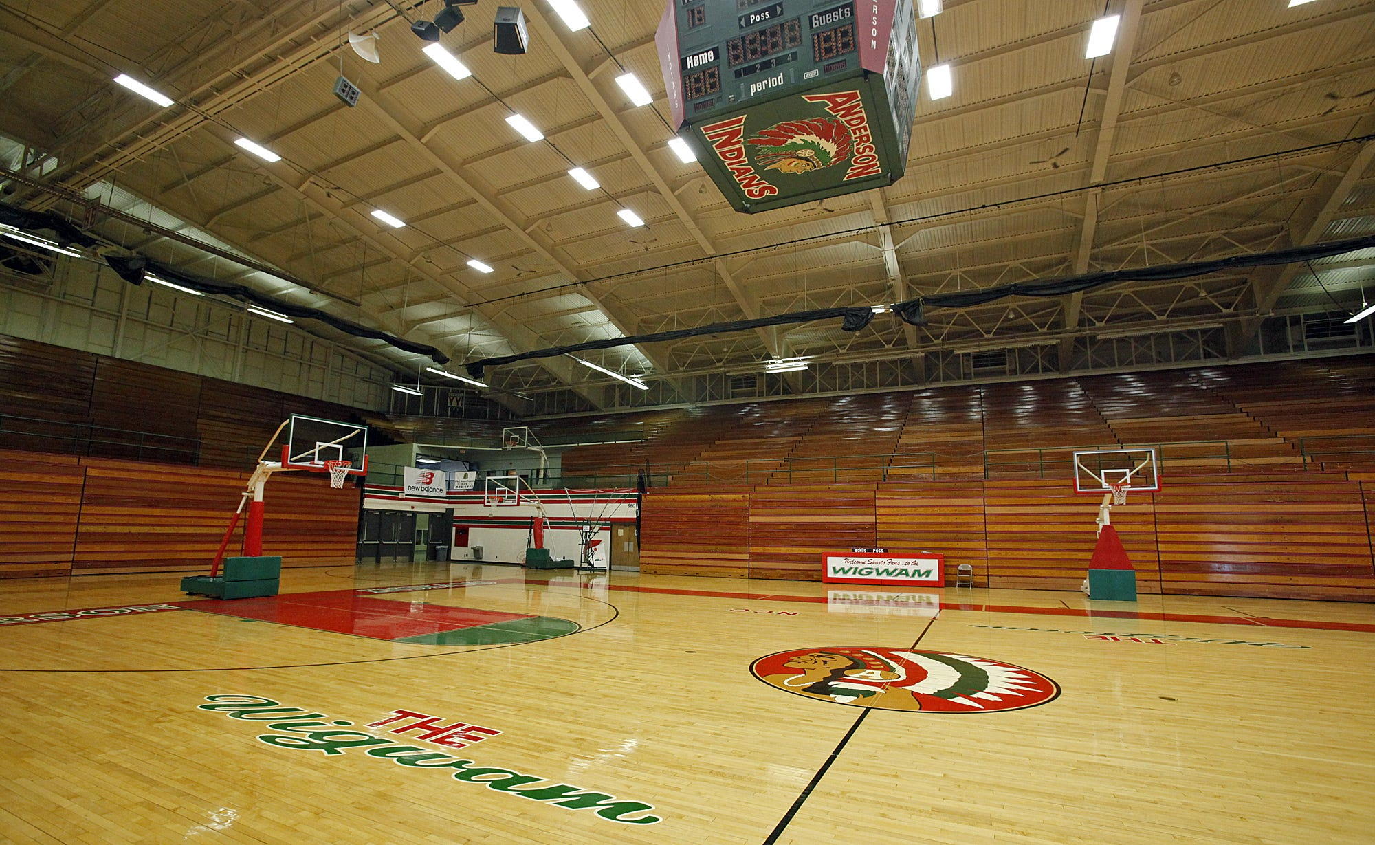 Group backs out of deal for Anderson's Wigwam gym | USA ...