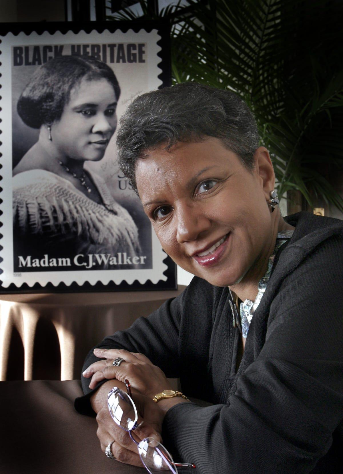 Madam Walker paved way for generations of black, female entrepreneurs