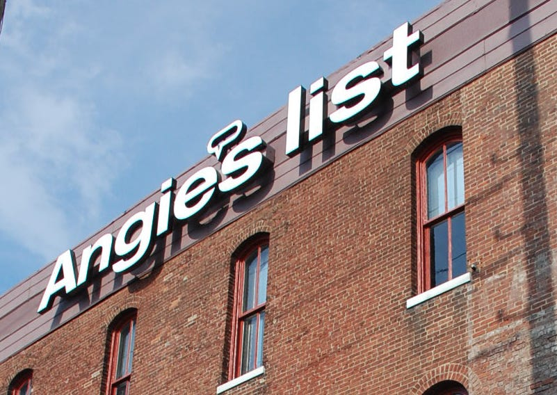 Angie's List stock holder sues to stop merger over 'inadequate price'